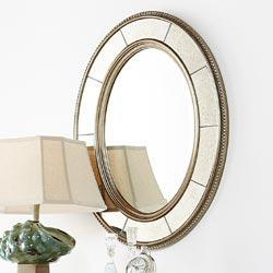 Wall Decor, Opulent Oval Mirror, RSH Catalog
