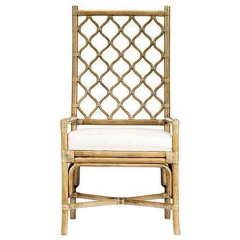 Ambrose Nutmeg Arm Chair, Zinc Door
