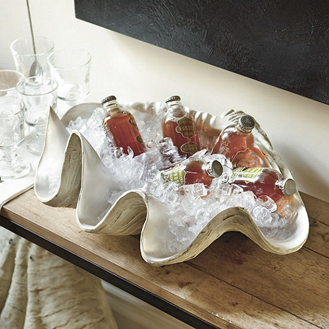Ballard Designs Giant Clam Shell Look 4 Less