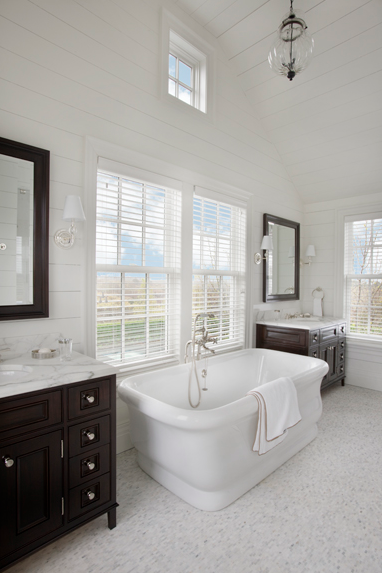 Attic Bathroom Contemporary Bathroom Marsh And Clark