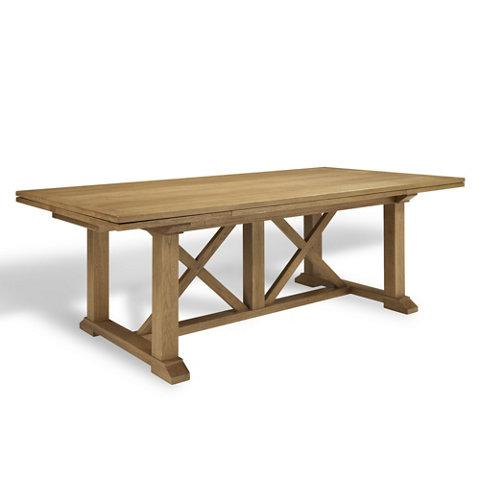 Superieur Driftwood Draw Leaf Dining Table   Ralph Lauren Home