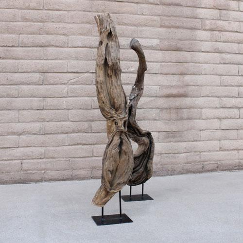 Best Teak Root Sculpture - Pfeifer Studio KK99
