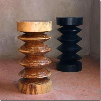 Abaidoo Stool Table, Pfeifer Studio