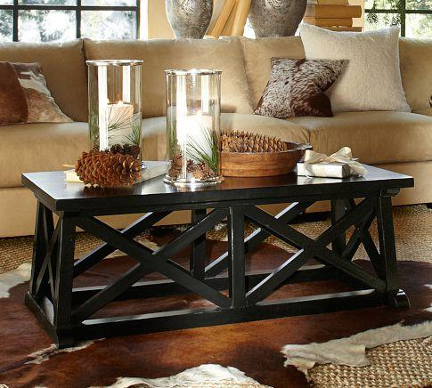 Kelty Coffee Table   Pottery Barn