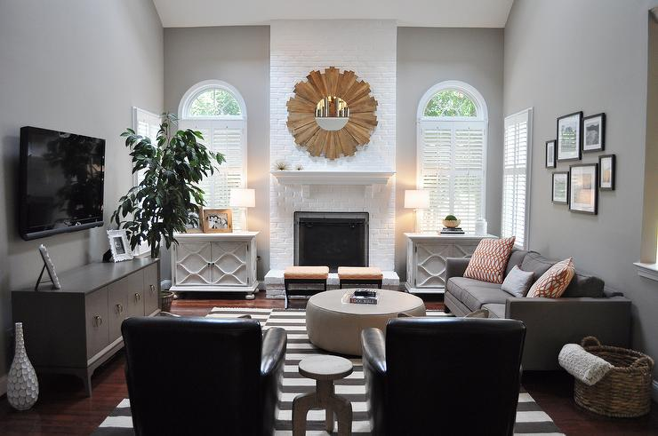 Gray Paint Colors Transitional Living Room Benjamin Moore Amazing Gray Paint For Living Room