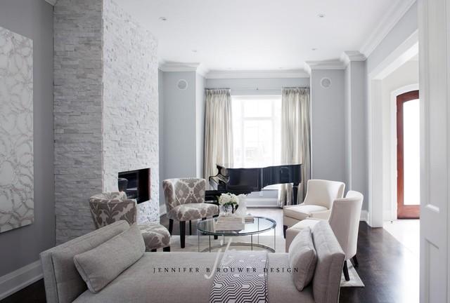 Long living room design contemporary living room for Long living room ideas