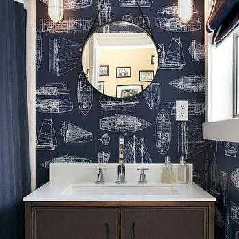 Boy's Bathroom Design, Cottage, bathroom, Artistic Designs for Living