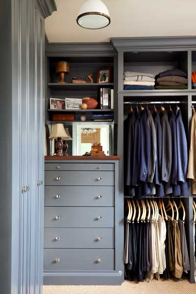 Mens walk in closet contemporary closet hammersmith for Men s walk in wardrobe