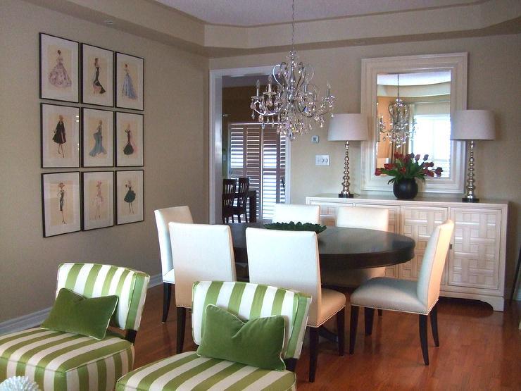 Dining Room Benjamin Moore Papaya