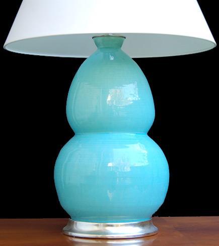 Turqoise Lamp