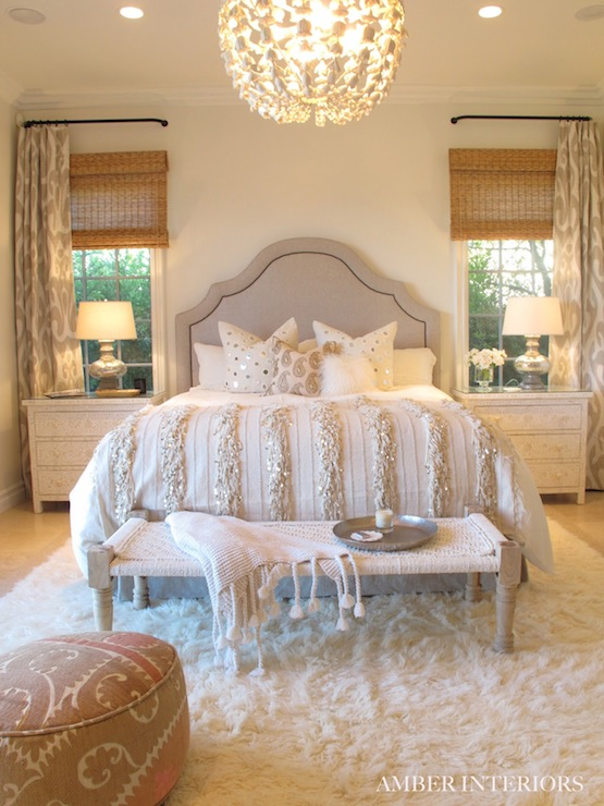 moroccan bedroom - Moroccan Bed Frame