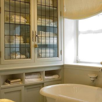 Bathroom French Doors Design Ideas
