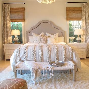 Moroccan Bedroom, Mediterranean, bedroom, Amber Interiors