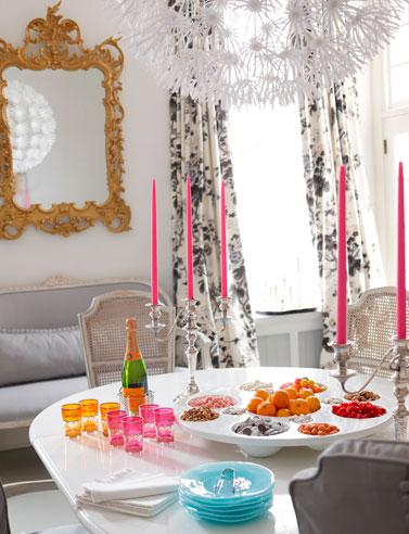 Ikea Chandelier Modern Dining Room