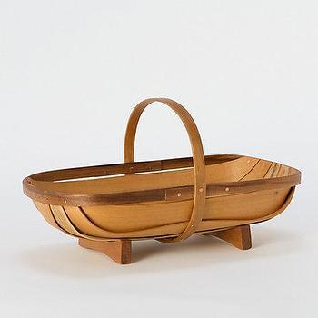 Myrtlewood Garden Basket, Terrain