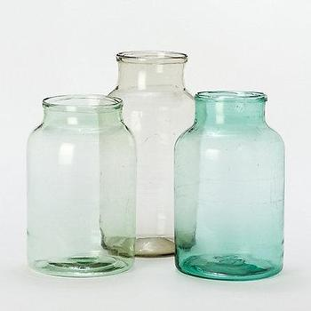 Vintage French Bottle, Terrain