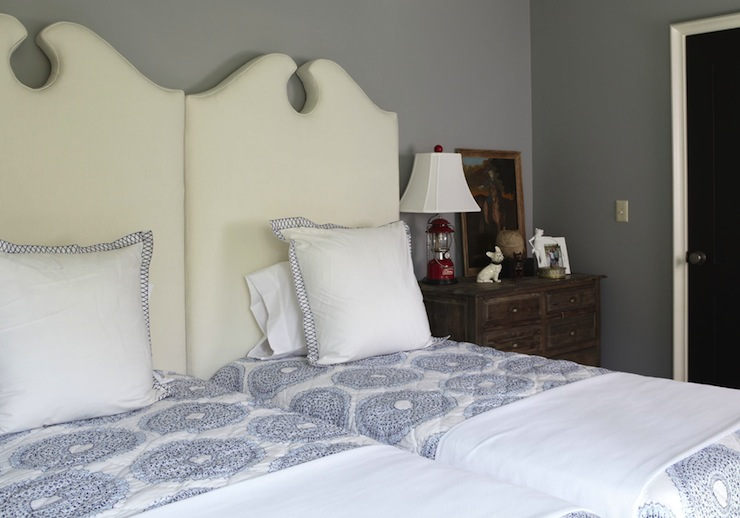 Twin Headboards Cottage Boy S Room Benjamin Moore