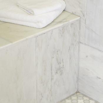Quatrefoil Tile, Transitional, bathroom, Tracery Interiors