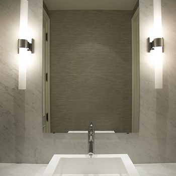 Modern Bathroom Sconces Design Ideas