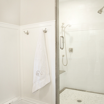 Board and Batten, Traditional, bathroom, Scott Lyon & Company