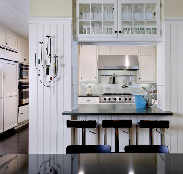 Kitchen Lighting Ideas Over Table White Cabinets