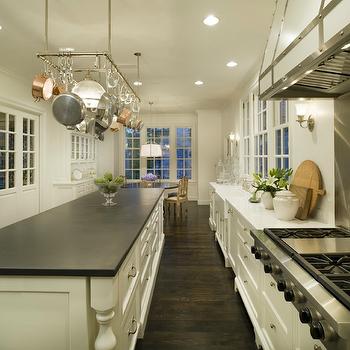Cream Kitchen Cabinets, Transitional, kitchen, Munger Interiors