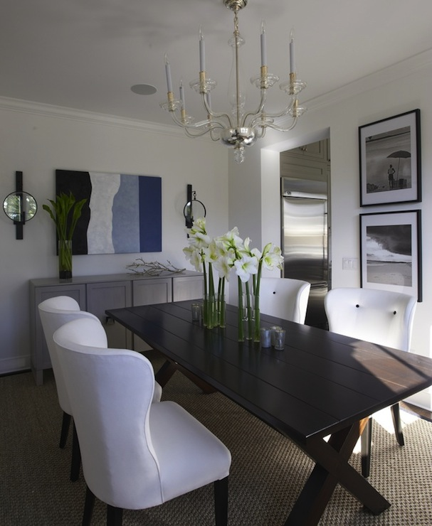 Modern Wingback Dining Chairs Design Ideas