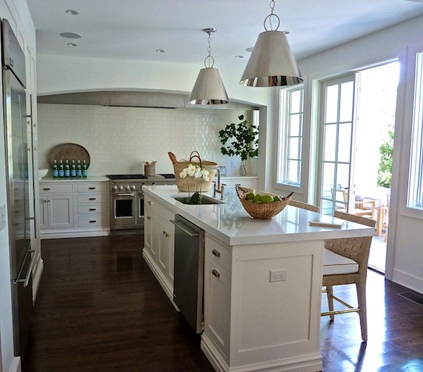 Kitchen Island Dishwasher Transitional Kitchen Lynn