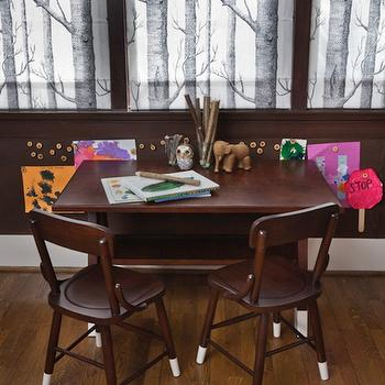 Kids Playroom, Eclectic, girl's room, House of Honey