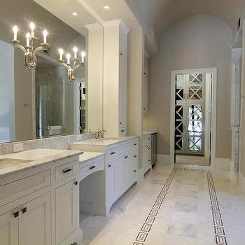 Barrel Ceiling Design, Transitional, bathroom