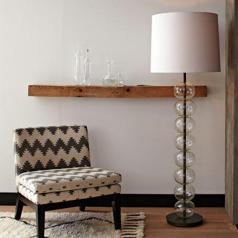 Floor lamp west elm abacus floor lamp west elm mozeypictures Choice Image