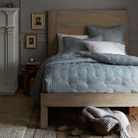 Amazing West Elm Beds Gallery