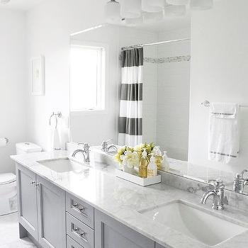 Bianco Statuario Bathroom Countertops Design Ideas