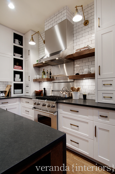 Open Shelves In Kitchens