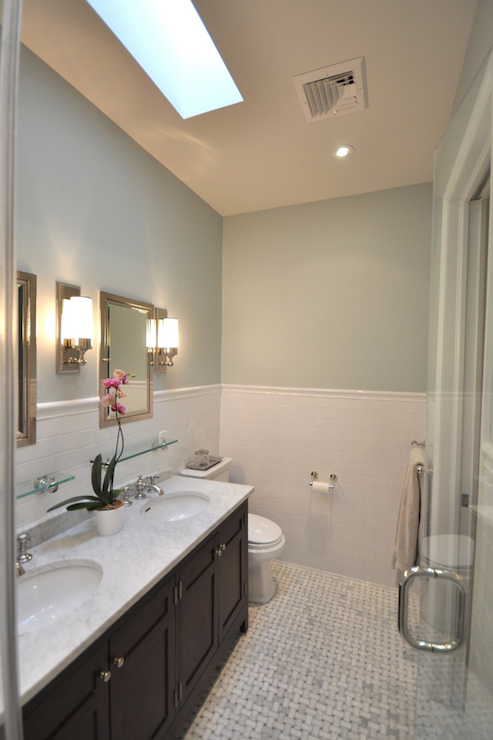 Bathroom Paint Colors Traditional Bathroom Benjamin