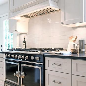 La Cornue CornuFe, Cottage, kitchen, Hampton Design