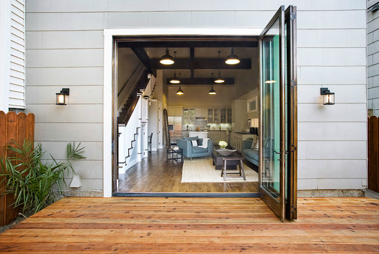 Modern Patio Doors Contemporary deckpatio Sutro Architects