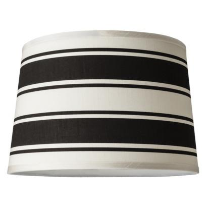 Stripe lamp shade i target aloadofball Image collections