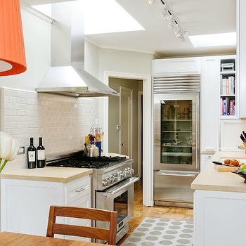 Kitchen Skylight, Contemporary, kitchen, Sutro Architects