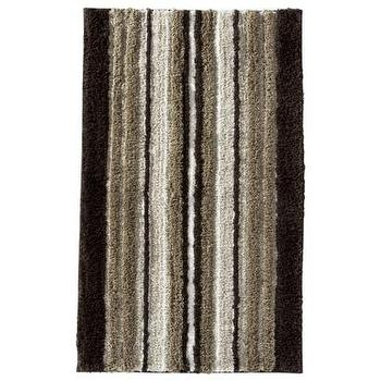 threshold striped bath rug i target