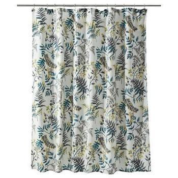 Threshold Fern Shower Curtain I Target