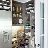 what is a kitchen cabinet pantry with pocket doors transitional kitchen 28276