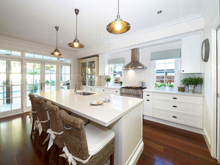 Kitchen Soffits Design Ideas