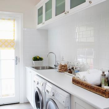Mudroom Laundry Room, Contemporary, laundry room, The House That AM Built