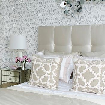 Metallic Sheen Wallpaper Design Ideas