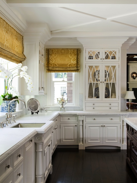 Traditional Kitchen Cabinets - Traditional - kitchen ...