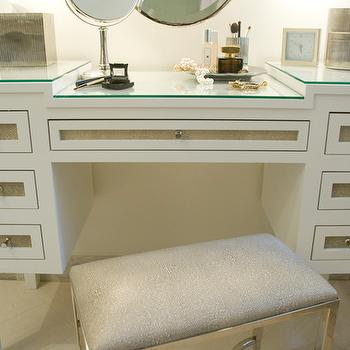 Captivating Makeup Vanity Table