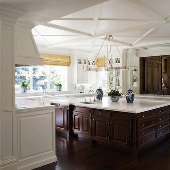 Oversized Kitchen Island, Traditional, kitchen, Pacific Peninsula Group