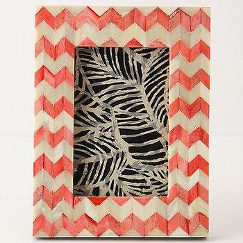 Chevron Frame, Anthropologie.com