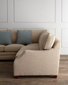 """Tate"" Sectional, Horchow"